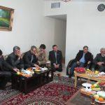 بازدید رئیس سازمان تامین اجتماعی از شهرهای دماوند و رودهن