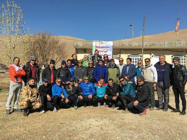 برگزاری مسابقات دوی کوهستان (اسکای رانینگ) در ارتفاعات ٢۵۵٠ متری منطقه مشاء دماوند/ ۶ نفر از کوهنوردان استان تهران موفق به کسب رتبههای برتر شدند
