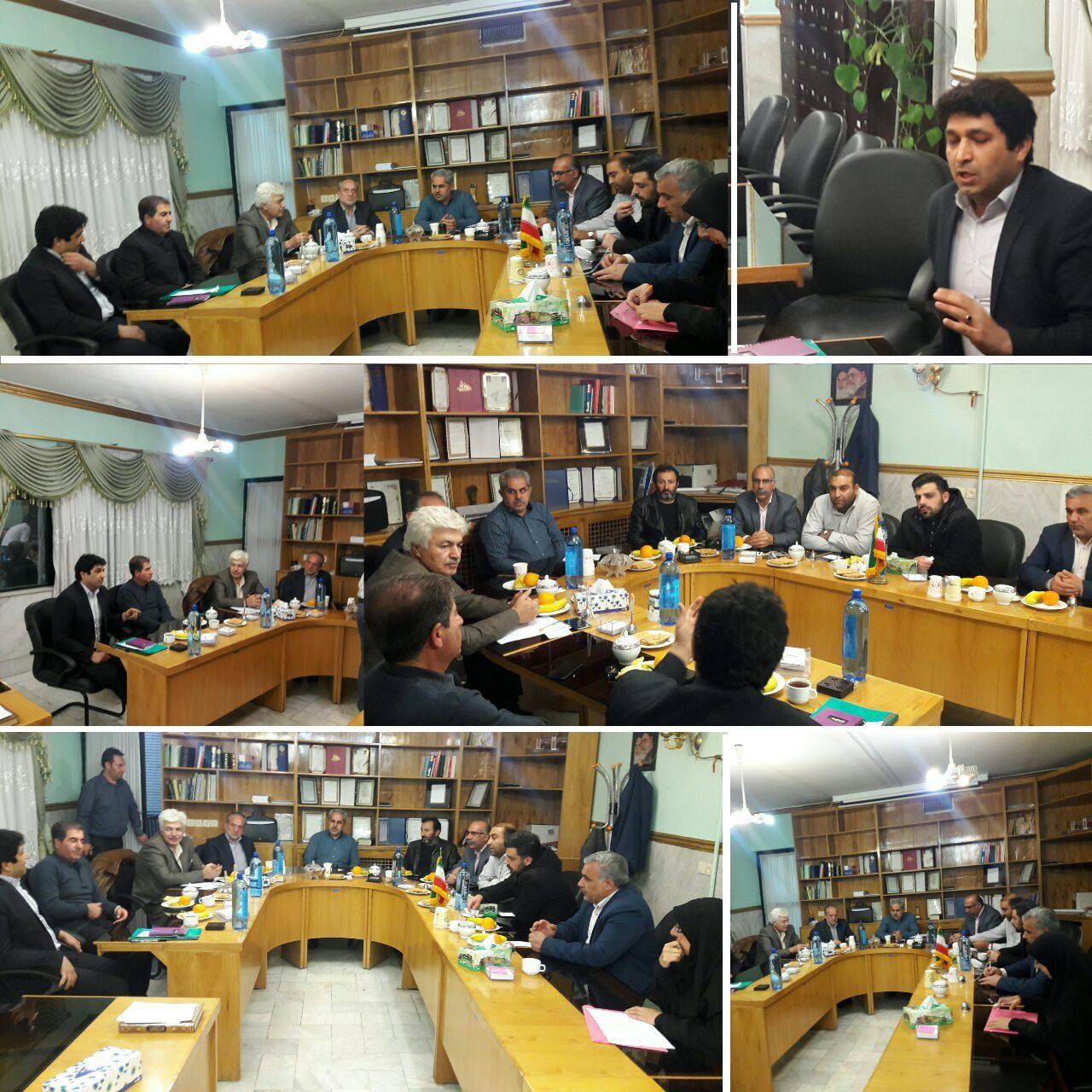 تصویر از رئیس شورای شهر رودهن:  شورای شهر رودهن آماده هرگونه همکاری با بهزیستی شهرستان دماوند است