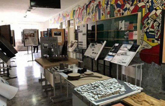 برپایی نمایشگاه آثار دانشجویان دانشکده هنر و معماری واحد رودهن به مناسبت هفته پژوهش