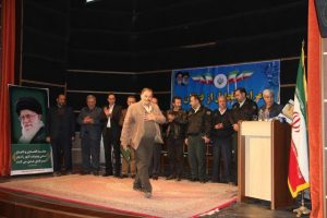 آیین تجلیل از فعالان عرصه حمل و نقل عمومی در شهر دماوند برگزار شد