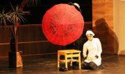 نخستین اجرای نمایش «یک کمی خوشی» در شهر دماوند به روی صحنه رفت