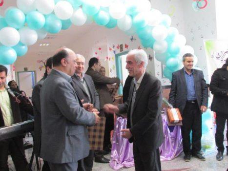 مدرسه استثنایی دخترانه «تلاش» در شهر دماوند افتتاح و بهرهبرداری شد