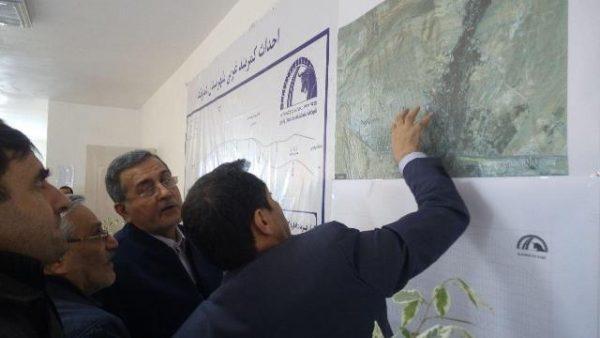 معاون وزیر راه و شهرسازی از محورهای مواصلاتی شهرستان دماوند بازدید کرد
