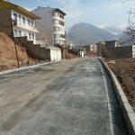 افتتاح پروژه های آبعلی