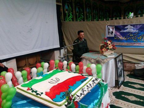 جشن بزرگ انقلاب در مسکن مهر دماوند برگزار شد