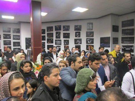 نخستین نمایشگاه تخصصی عکس تئاتر استان تهران در شهرستان دماوند گشایش یافت