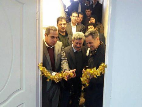 نخستین خانه تکواندو و پایگاه قهرمانی شهرستان دماوند افتتاح و بهرهبرداری شد