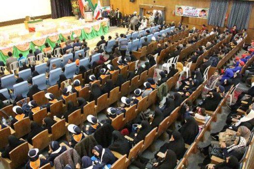 جشن بزرگ انقلاب در شهر رودهن برگزار شد+تصاویر