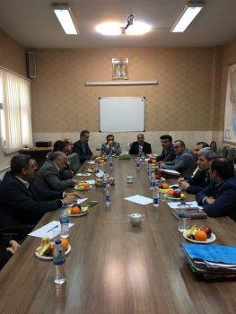 برگزاری نشست شورای حفظ حقوق بیتالمال در شهرستان دماوند