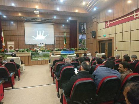 گردهمایی تعاونی فراگیر منابعطبیعی، آبخیزداری و کشاورزی در شهرستان دماوند برگزار شد
