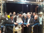افتتاح ساختمان اداری آبفای شهر آبسرد/ بهرهبرداری از سالن ورزشی رودبار در محله مرانک شهر آبسرد