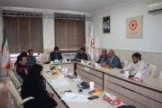 نشست شورای مشارکت های مردمی بهزیستی شهرستان دماوند