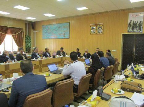 نشست بررسی مشکلات ICT  در شهرستان دماوند برگزار شد
