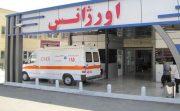 نجات جان بیمار آمبولی ریه با تلاش شبانه عوامل اورژانس رودهن و بیمارستان سوم شعبان