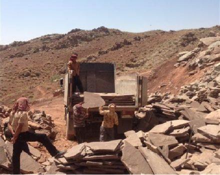 معادن سنگ لاشه عامل تخریب محیط زیست و طبیعت شهرستان دماوند است/ با برداشت ۱۰ کامیون سنگ لاشه حدود ۱۰۰ هکتار از مناطق بکر طبیعت تخریب میشود