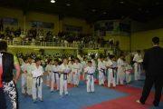 تیم کیوکوشین کاراته دماوند موفق به کسب ۹ مدال رنگین شد