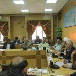 نشست شورای اداری