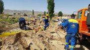 کاهش ۷۰ درصدی انشعابات غیرمجاز گاز در شهرستان دماوند