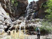 پیمایش مسیر آبشار گَلروبار، دره ورین و رودخانه تاررود