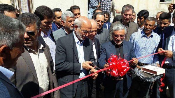 پروژه آبرسانی روستاهای کلاک و یدره افتتاح و بهرهبرداری شد