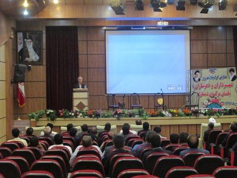همایش گرامیداشت روز شهرداران و دهیاران بخش مرکزی شهرستان دماوند
