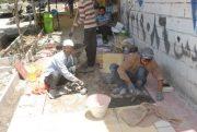 اجرای بیش از ۶ عملیات عمرانی در سطح شهر رودهن طی یک ماهه گذشته/ اکثر پروژههای عمرانی با پیشرفت۷۰ درصدی در حال اجراست
