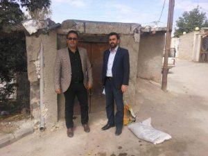 احتکار کود و سم شیمیایی در آبسرد