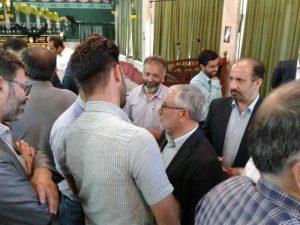 دیدار مسئولان شهرستان دماوند با اهالی روستاهای خرمده،کاجان، تمیسیان و زرهدر