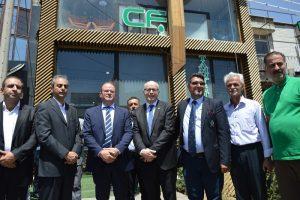 ساخت پایانه مسافربری چوبی در دماوند/ فعالیت مستقیم و غیر مستقیم ۶۰ شرکت فنلاندی در ایران