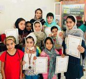 کسب ۱۰ مدال رنگین توسط تیم آویسا در جشنواره شنای استان تهران به میزبانی رودهن