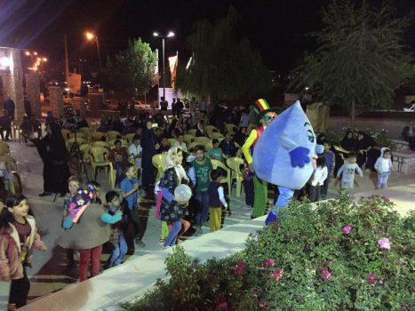 برگزاری جشنواره تابستانه حامیان آب در پارک غدیر آبسرد
