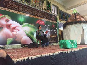 همایش بزرگ شیرخوارگان حسینی در دماوند برگزار شد