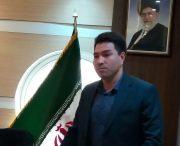 «حیدر امیر پور» رئیس دانشگاه پیام نور مرکز دماوند شد