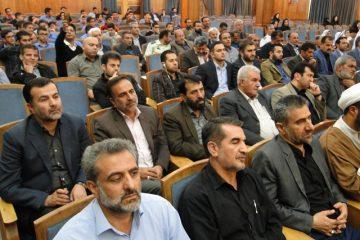 برگزاری هشتمین یادواره ۱۲۰ شهید بخش رودهن+تصاویر