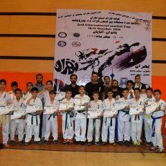 کسب ۲۴ مدال رنگین توسط کاراتهکاران دماوند در مسابقات جام پایتخت