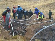 حفاری غیرمجاز در ارتفاعات روستای سربندان دماوند ۲ فوتی برجای گذاشت/ وقوع انفجار نامعلوم جان حفاران غیرمجاز را گرفت