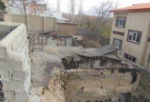 تصویر از متروکه شدنحمام تاریخی روستای آئینهورزان دماوند