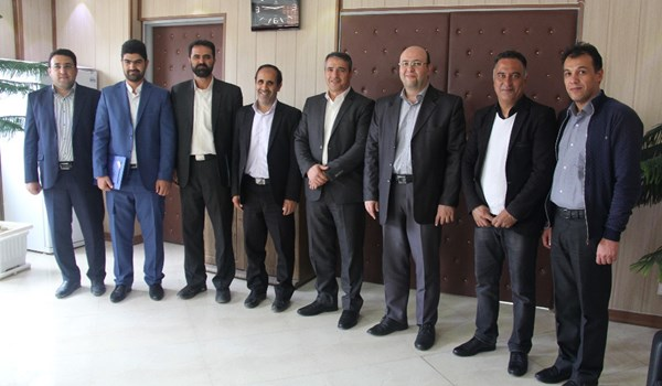 مجتبی سیری مسئول جدید حراست شهرداری کیلان (1)