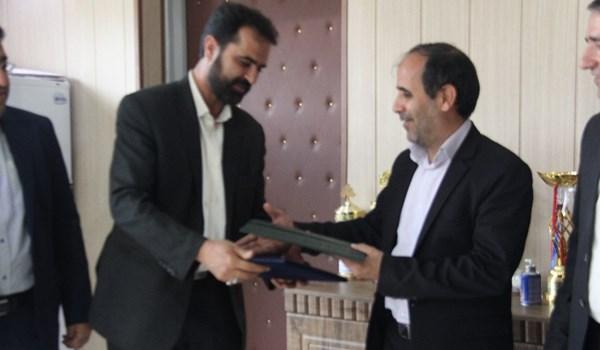 مجتبی سیری مسئول جدید حراست شهرداری کیلان (2)
