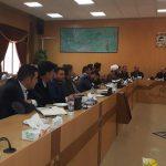 نشست ستاد مدیریت بحران شهرستان دماوند (1)