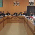 نشست ستاد مدیریت بحران شهرستان دماوند (2)