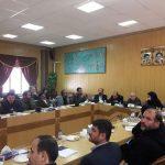 نشست کمیته برنامه ریزی فرمانداری شهرستان دماوند (1)