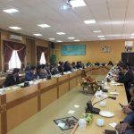 نشست کمیته برنامه ریزی فرمانداری شهرستان دماوند (2)