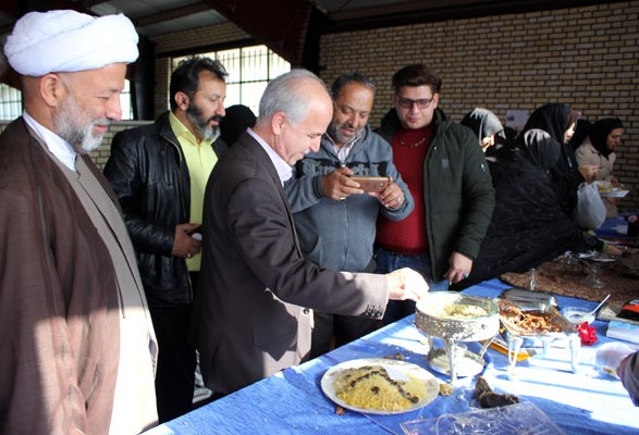 جشنواره بازیهای بومی و محلی و غذاهای سنتی در سالن ورزشی رودبار محلهمرانکشهر آبسرد