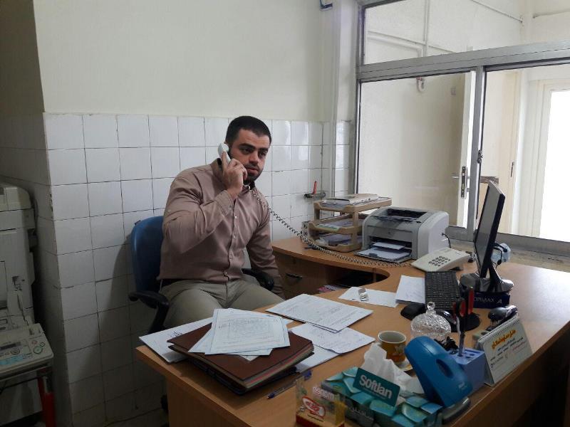 درمانگاه تخصصی بیمارستان حضرت فاطمه دماونددرمانگاه تخصصی بیمارستان حضرت فاطمه دماوند