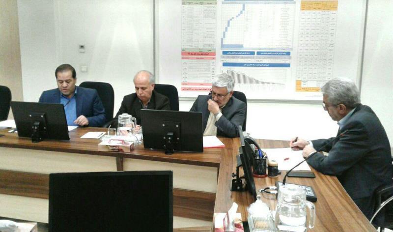 دیدار مسئولان شهرستان دماوند با وزیر نیرو