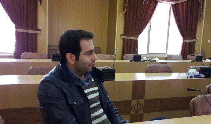 شهرام شریفی رئیس اداره میراث فرهنگی و صنایع دستی شهرستان دماوند