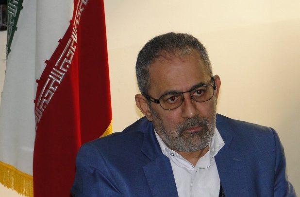 مجتبی صفدری مدیرعامل شرکت آبفای شرق استان تهران