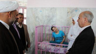 تصویر از در بازدید مسئولان از مرکز توانبخشی شهید فیاض بخش آبسرد تاکید شد؛  توسعه مراکز توانبخشی در شهر آبسرد/ اهدای یک دستگاه ون شهرداری و شورای شهر آبسرد برای حمل و نقل معلولین/راهاندازی مجدد مهدکودک در شهر آبسرد